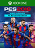 PRO EVOLUTION SOCCER 2018 - FC Barcelona Edition Pre-Order Bundle