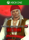 DEAD OR ALIVE 5 Last Round Brad Wong Halloween Costume 2014