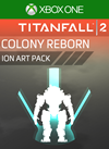 Titanfall® 2: Colony Reborn Ion Art Pack