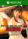 DEAD OR ALIVE 5 Last Round Hitomi Halloween Costume 2014