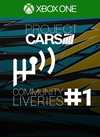 Liveries Pack #1