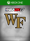 NBA 2K17 All-Wake Forest Team