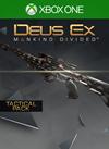 Deus Ex: Mankind Divided - Tactical Pack