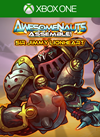 Sir Jimmy Lionheart - Awesomenauts Assemble! Skin