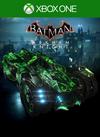 Riddler Themed Batmobile Skin