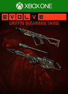 Griffin Bushman Skins
