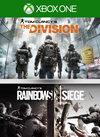TOM CLANCY'S RAINBOW SIX SIEGE + THE DIVISION BUNDLE