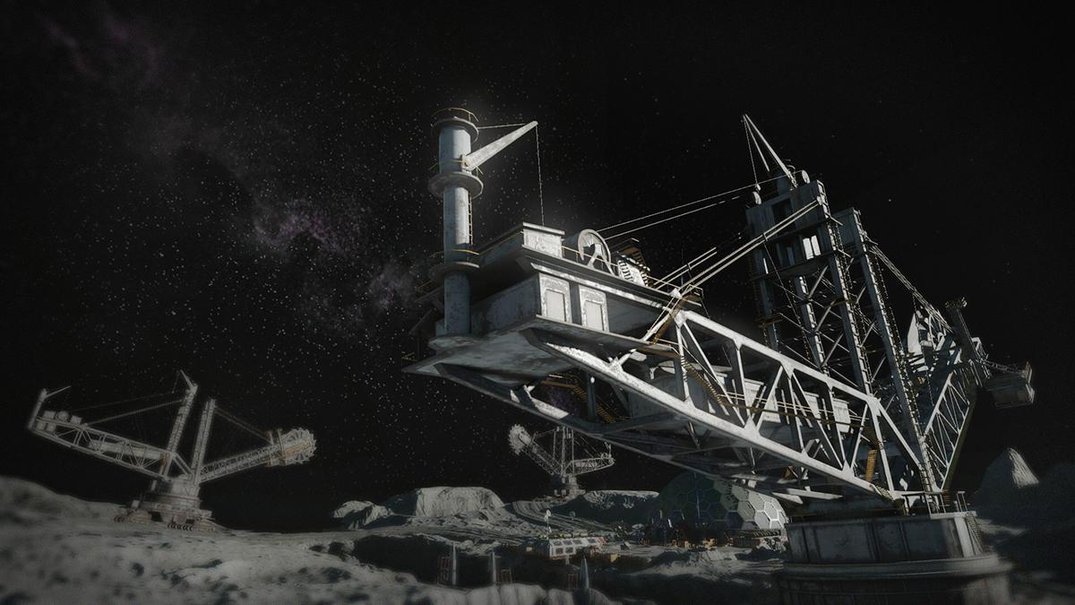 moon base call of duty - photo #12