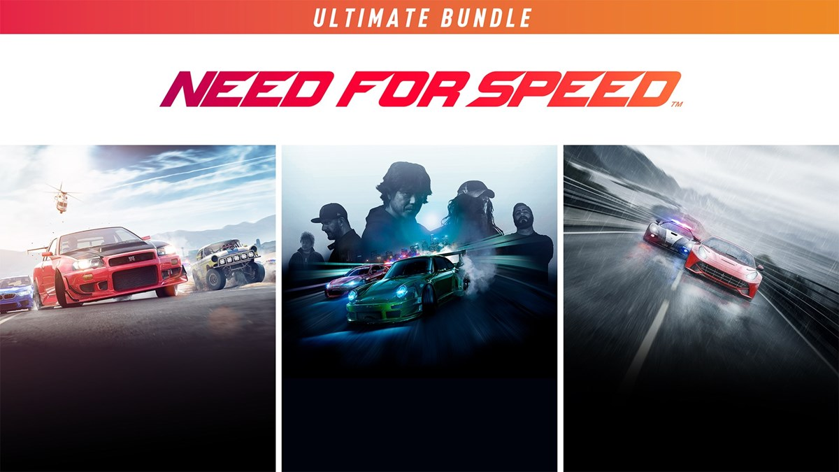 Need for Speed™ Ultimate Bundle on Xbox One