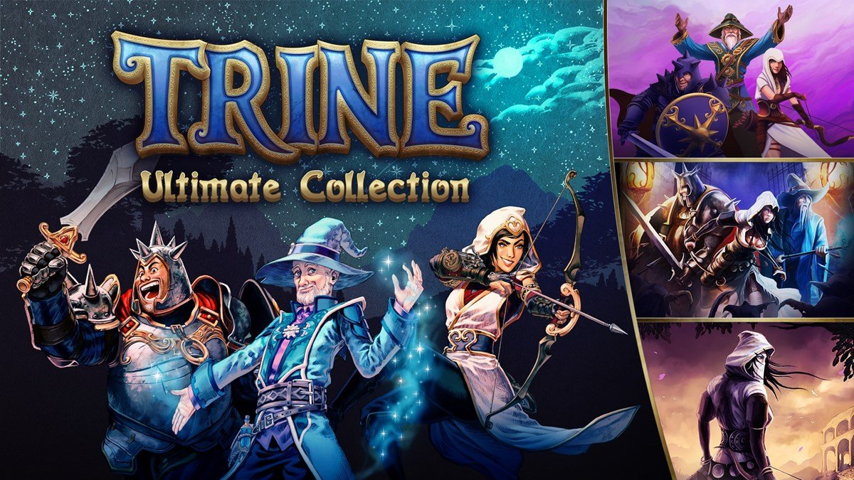 The Ultimate Collection Of Ta Moko: Trine: Ultimate Collection On Xbox One