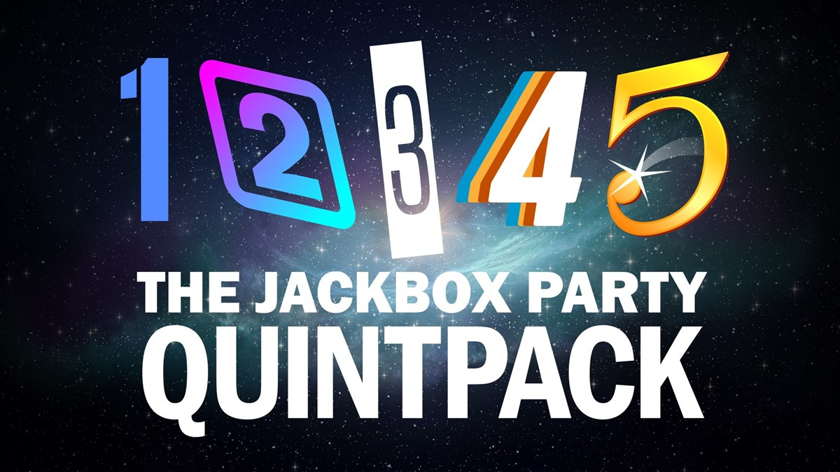 The Jackbox Party Quintpack on Xbox One
