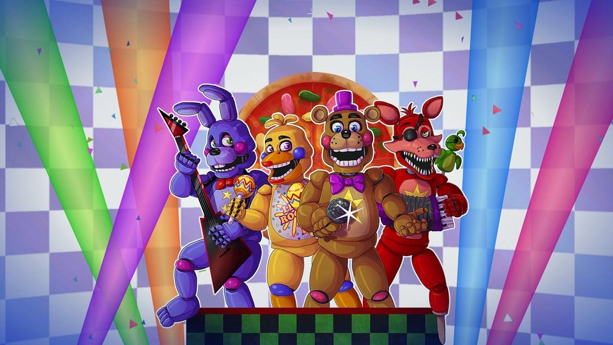 Freddy Fazbears Pizzeria Simulator Game