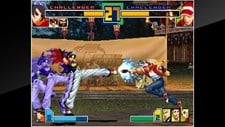 ACA NEOGEO THE KING OF FIGHTERS 2001 Screenshot 4