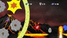 Purple Chicken Spaceman Screenshot 5