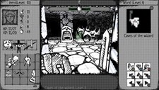 Drawngeon: Dungeons of Ink and Paper Screenshot 2