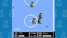 Go-Go! Nekketsu Hockey Club Slip-and-Slide Madness Screenshot 2