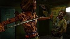 The Walking Dead: Michonne (Xbox 360) Screenshot 4