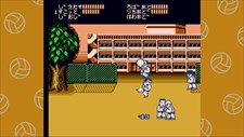 Nekketsu High School Dodgeball Club Screenshot 1