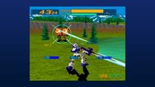 Cyber Troopers Virtual-On Screenshot 3