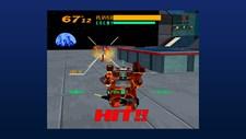 Cyber Troopers Virtual-On Screenshot 5