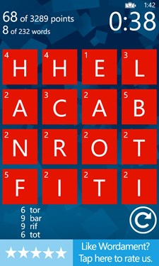 Microsoft Ultimate Word Games (Win 10) Screenshot 5
