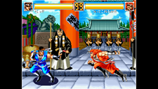 ACA NEOGEO WORLD HEROES 2 JET (Win 10) Screenshot 2