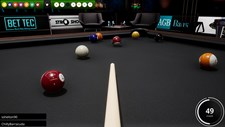 Brunswick Pro Billiards Screenshot 2