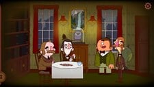 Adventures of Bertram Fiddle 1: A Dreadly Business Screenshot 7