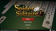 Spider Solitaire F Screenshot 2