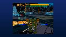Cyber Troopers Virtual-On Screenshot 7