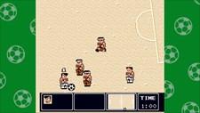 Nekketsu High School Dodgeball Club - Soccer Story Screenshot 2