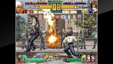ACA NEOGEO THE KING OF FIGHTERS 2001 Screenshot 7