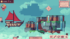 Merchant of the Skies Screenshot 4