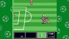 Nekketsu High School Dodgeball Club - Soccer Story Screenshot 7