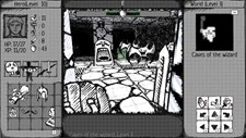 Drawngeon: Dungeons of Ink and Paper Screenshot 1