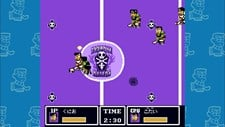 Go-Go! Nekketsu Hockey Club Slip-and-Slide Madness Screenshot 5