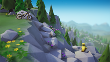 Lonely Mountains: Downhill Screenshot 8