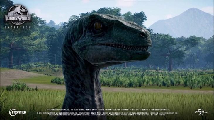 Jurassic World Evolution Velociraptor Species Profile