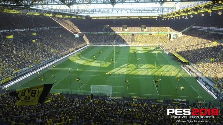 Konami Loses Borussia Dortmund License For Pro Evolution Soccer