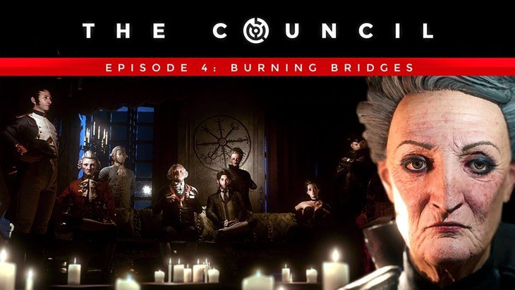 The Council Episode 4