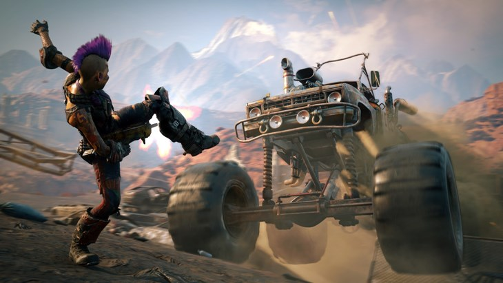 RAGE 2 makes a return, thanks to its stealth drop into Xbox Game Pass last Friday