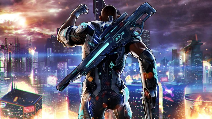 Crackdown 3: Campaign