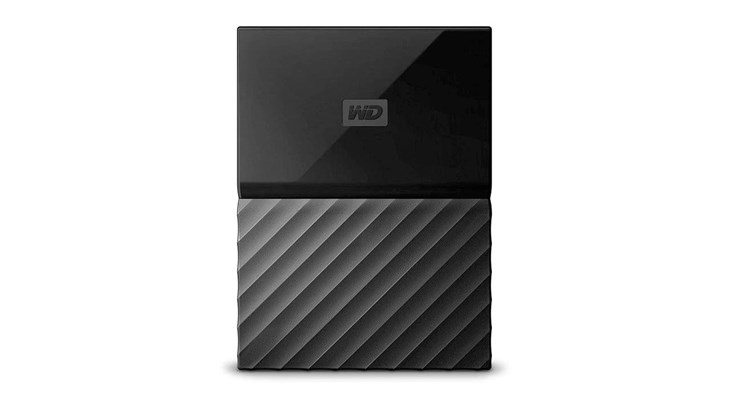 Save 42% on a WD My Passport 4 TB Portable Hard Drive on Amazon UK