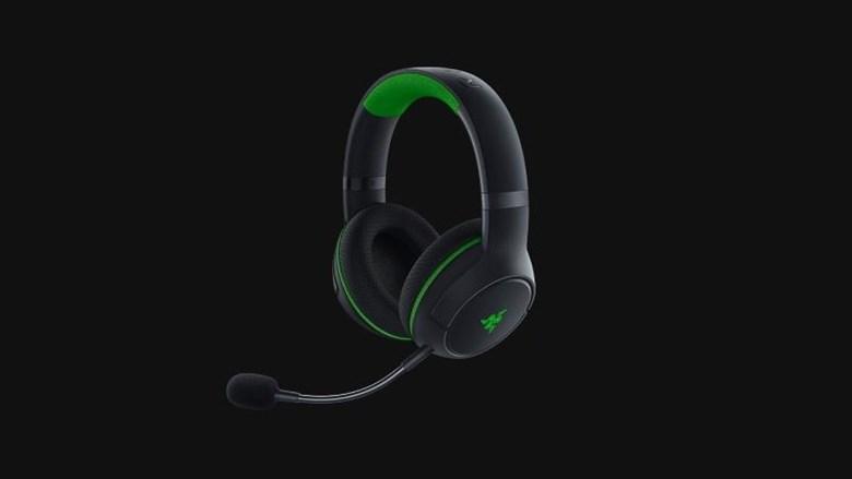 The Razer Kaira Pro Headsets for Xbox
