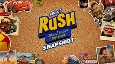 Kinect Fun Labs: Kinect Rush: Snapshot Screenshot 6