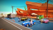 Kinect Joy Ride Screenshot 8