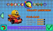 Pac-Man Kart Rally (WP) Screenshot 7