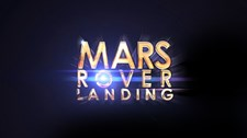 Kinect Fun Labs: Mars Rover Landing Screenshot 6