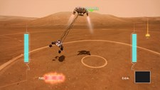 Kinect Fun Labs: Mars Rover Landing Screenshot 5