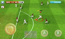 Real Soccer (WP) Screenshot 2